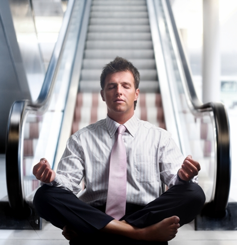 Man Yoga Suit