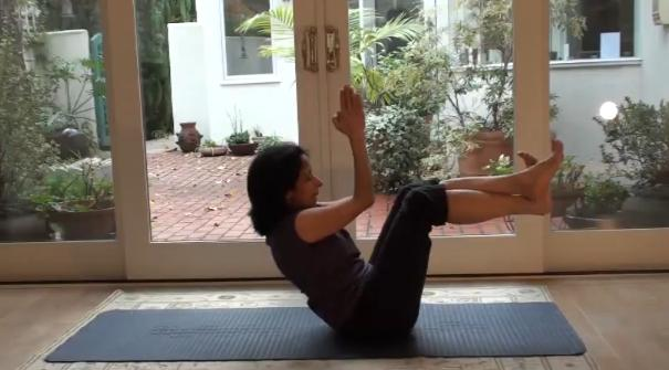 Yoga for the Sluggish Belly