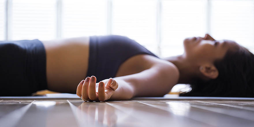 Ten Magical Minutes in Savasana