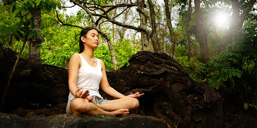 The Complete Yogic Breath